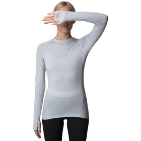 Houdini Desoli Camiseta Mujer, ground grey